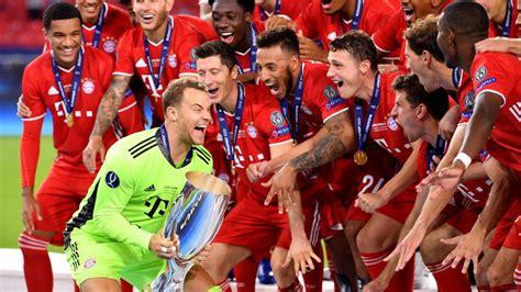 Bayern Munich keep stunning run going with European Super ...