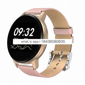 2019 Latest S01 Bluetooth Smart Watch Fashion Blood