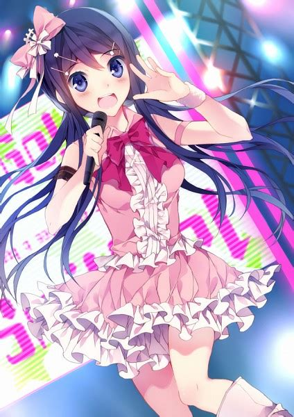 idol zerochan anime image board
