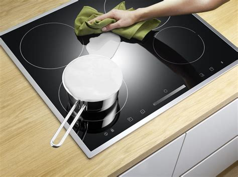 electric cooktop glass stove ceramic stovetop cleaning