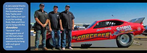 goodies speed shop goodies jason colby drag racing official website of goodies speed shop