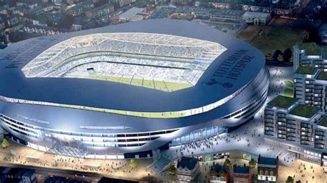 Spurs new stadium interactive portal | OzSeeker