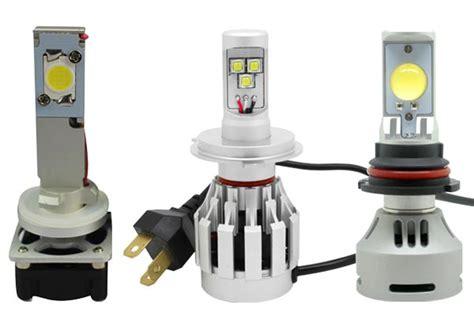 putco universal led headlight bulb conversion kit putco individual led conversion headlights