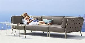 Outdoor Möbel Lounge : lounge sofa outdoor ~ Indierocktalk.com Haus und Dekorationen