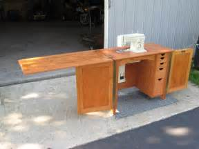 sewing cabinets plans blueprints pdf diy download how to build wood work