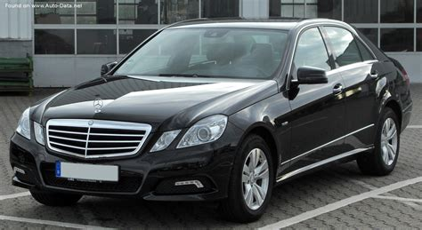 Contact your retailer for full details. 2009 Mercedes-Benz Clase E (W212) E 350 CDI 4MATIC BlueEFFICIENCY (231 CV) | Ficha técnica y ...