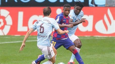 Barcelona vs. Celta de Vigo: resultado, resumen y goles ...