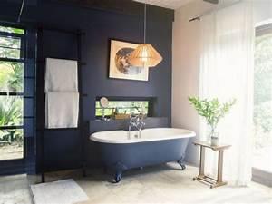 Couleur Mur Salle De Bain : quelles couleurs dans une salle de bains grazia ~ Dode.kayakingforconservation.com Idées de Décoration