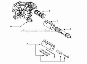 Moen 3570 Parts List And Diagram   Ereplacementparts Com