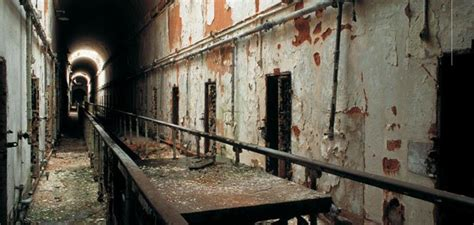 eastern state penitentiary  prison    history