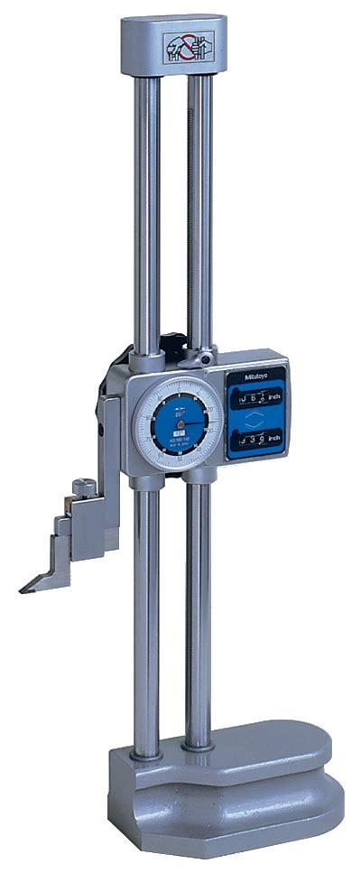 Height Gauges   J.A. King - Precision Measurement