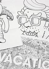 Brosmind Coloringbook Muz sketch template