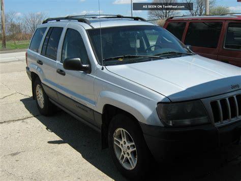 jeep cherokee sunroof 2004 jeep grand cherokee laredo 6cyl auto w power sun roof