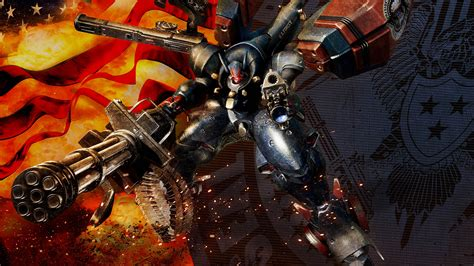 Your search terms were generic so only a selection has been returned. Metal Wolf Chaos XD Wallpapers in Ultra HD | 4K - Gameranx