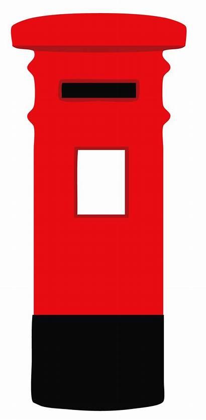 Box Clipart Postbox Eyfs Clip Letter Ks1