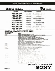 Sony Bravia Kdl 70w850c Owners Manual