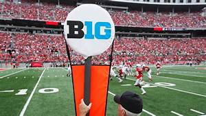 Big Ten places 3 football teams in AP top 5 for first time ...