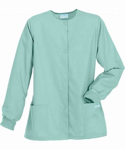 Scrub Scrubs Jackets Jacket Nursing Advantage Uniform