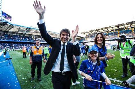 Antonio Conte renforcé chez les Blues / Angleterre ...