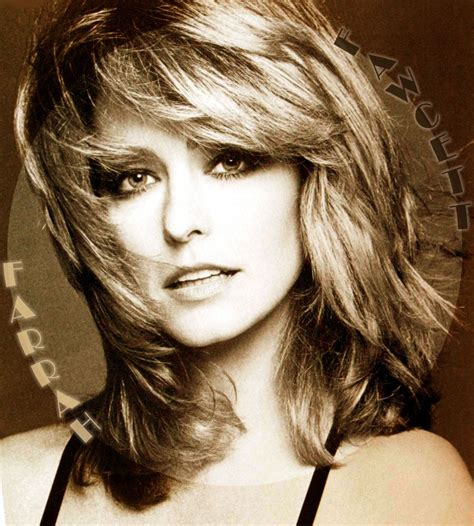 Farrah fawcett was an iconic 70s actress and one of the most wanted women of her time. fawcett   Hair styles, Farrah fawcett, Hair beauty:__cat__