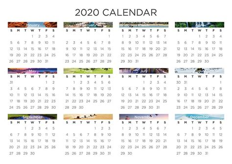 blueocean calendars