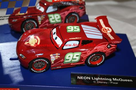 carrera digital   disney pixar cars neon lightning