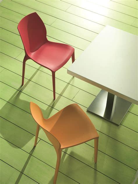 chaises casa hidra chaise en polypropylène by bontempi casa