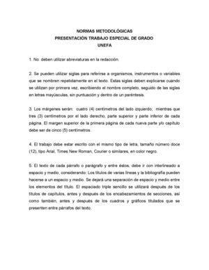 Calaméo  Normas Para Presentacion De Tesis Unefa