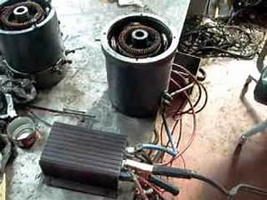 Golf Carts - Electric Engine Test