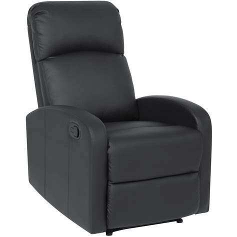 recliner chair theater best choice products home theater leather recliner chair