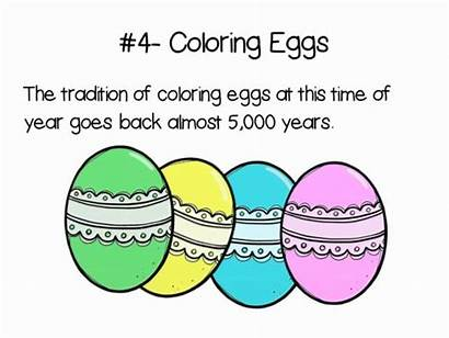 Easter Facts Fun Grade