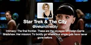Star Trek Boldly Mashes Up With Sex and the City in ...