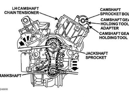 Ford Ranger 4 0 Sohc Engine Diagram by 51 1997 Ford Explorer Timing Chain Sealed Power Ford