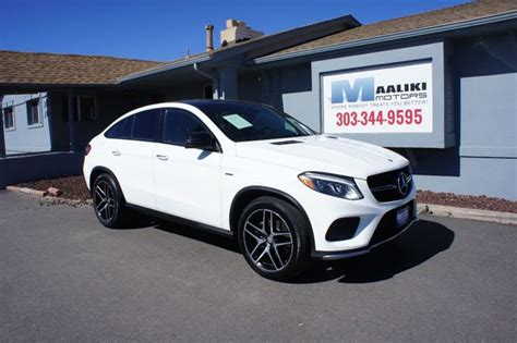 Some information presented or used in the drive away pricing calculator is sourced from third parties and every effort. 2016 Used Mercedes-Benz 4MATIC 4dr GLE 450 AMG Coupe at Maaliki Motors Serving Aurora, Denver ...