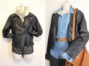 Thrifty fashion – 4 looks from one leather jacket