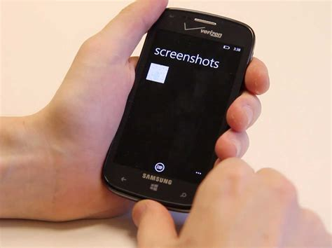 how to take a screenshot in windows phone 8 business insider