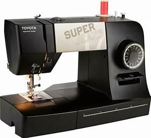 Nähmaschine Auf Rechnung : toyota n hmaschine super jeans 17 xl 17 programme mit zubeh r online kaufen otto ~ Themetempest.com Abrechnung