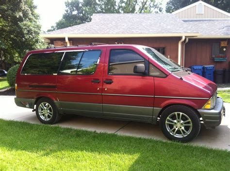 Ford Aerostar For Sale by 1993 Ford Aerostar 3 0l For Sale Ford Truck