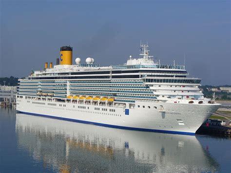 Costa Deliziosa Cruise Ship
