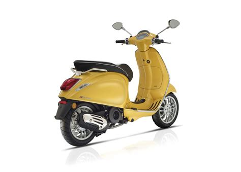 Vespa Sprint Image by Vespa Sprint 50 2t All Technical Data Of The Model
