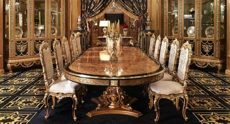 Luxury Dining Room Furniture Sets-home Furniture Design