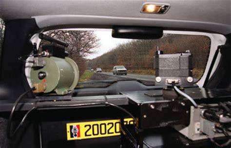 conducteur voiture radar quelles sont les voitures radars