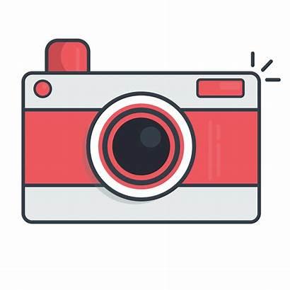 Camera Clipart Transparent Cameras Kamera Digital Background
