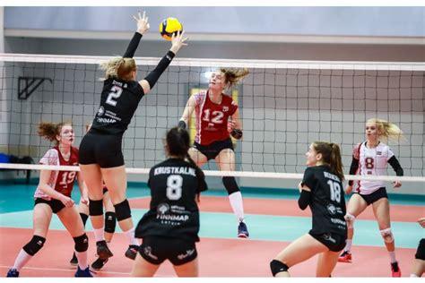 RVS/LU komanda notur vadību Latvijas čempionātā sievietēm - Sports - Latvijas reitingi