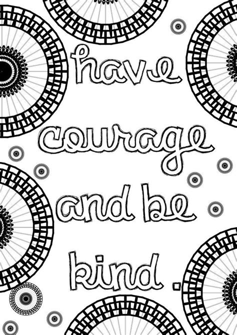 cinderella inspired grown  colouring pages  courage