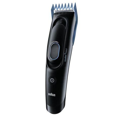 braun cruzer head mens hair face shaver clipper kit