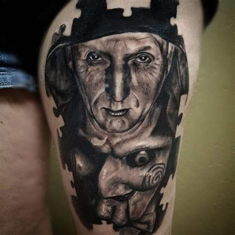 latest jigsaw tattoos find jigsaw tattoos