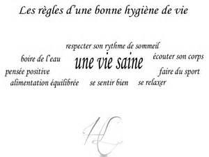 Hygiene De Vie by Les R 232 Gles D Une Bonne Hygi 232 Ne De Vie Daphn 201 Blanquet