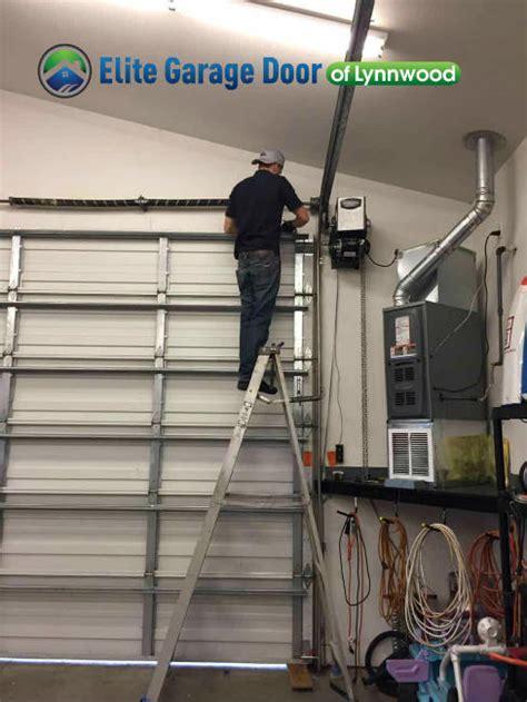 garage door repair lynnwood wa commercial garage door repair in bothell wa by elite