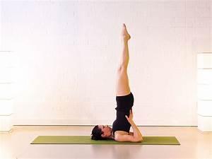 Posture Of The Month  Shoulderstand  U2013 Yoga Creation Blog